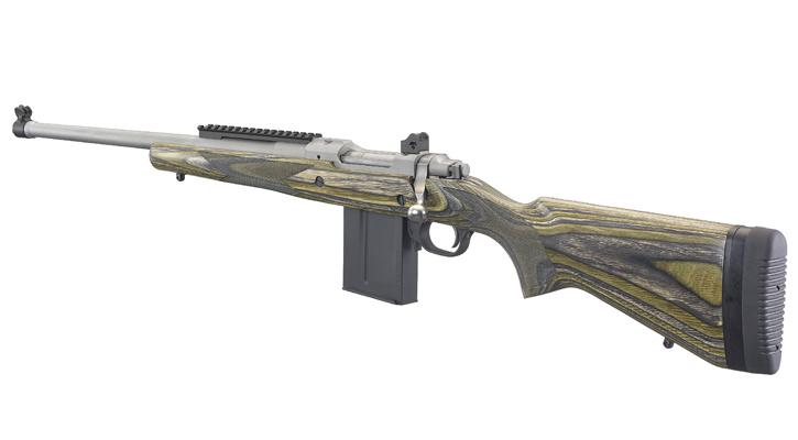 Ruger Auction - Left-Handed Ruger® Scout Rifle