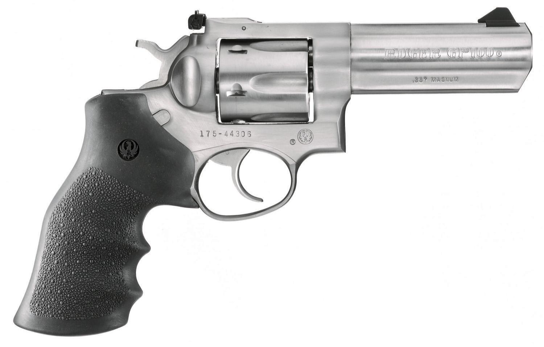 Ruger 174 Gp100 174 Standard Double Action Revolver Model 1705