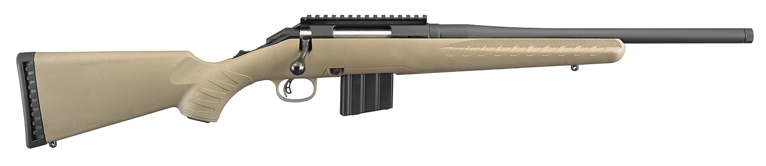 Ruger American Ranch Bolt Action