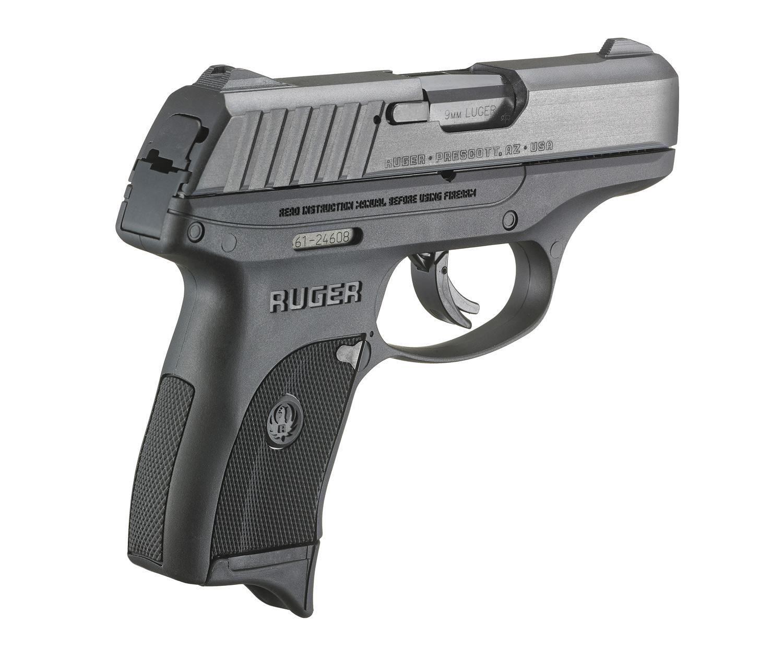 Ruger® EC9s® * Centerfire Pistol Model 3283