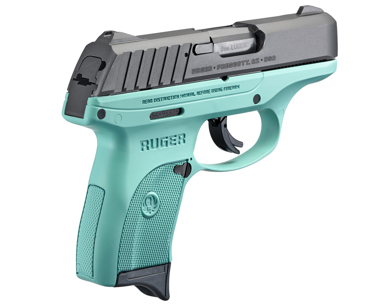 Ruger Ec9s Centerfire Pistol Model 3285