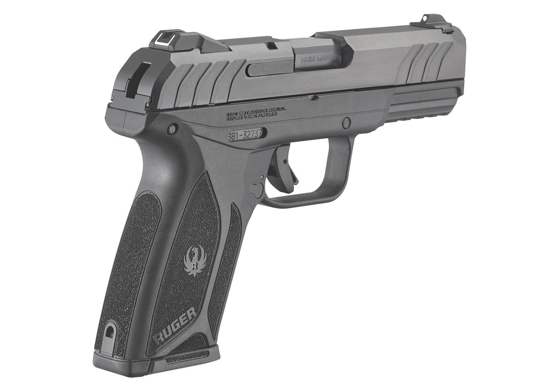 Ruger® Security-9® * Centerfire Pistol Model 3810