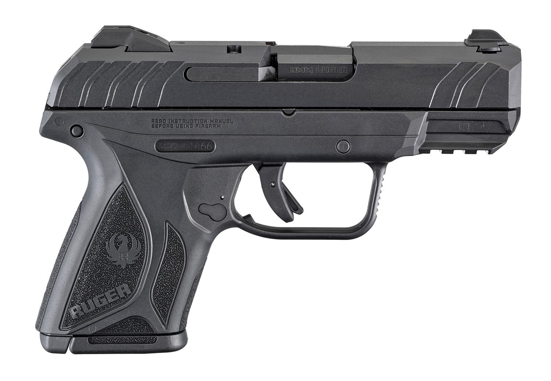 Ruger® Security-9® * Centerfire Pistol Model 3818