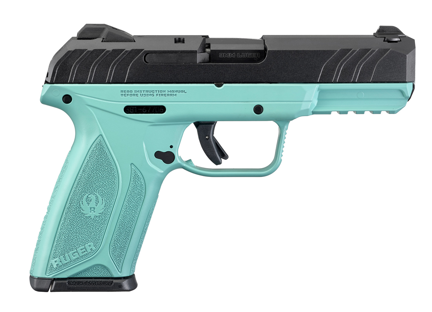 Ruger Security 9 Centerfire Pistol