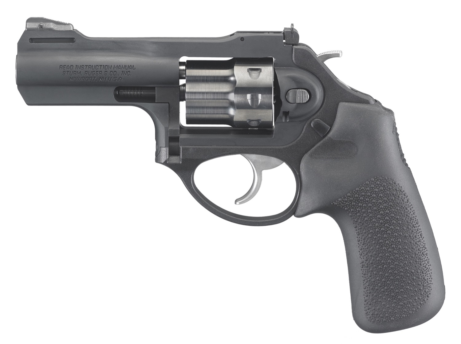 ruger lcrx double action revolver model 5435