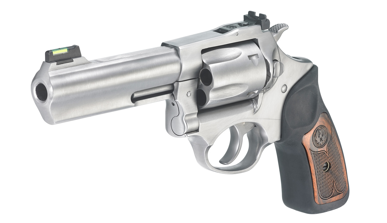 Ruger® SP101® Standard Double-Action Revolver Model 5771