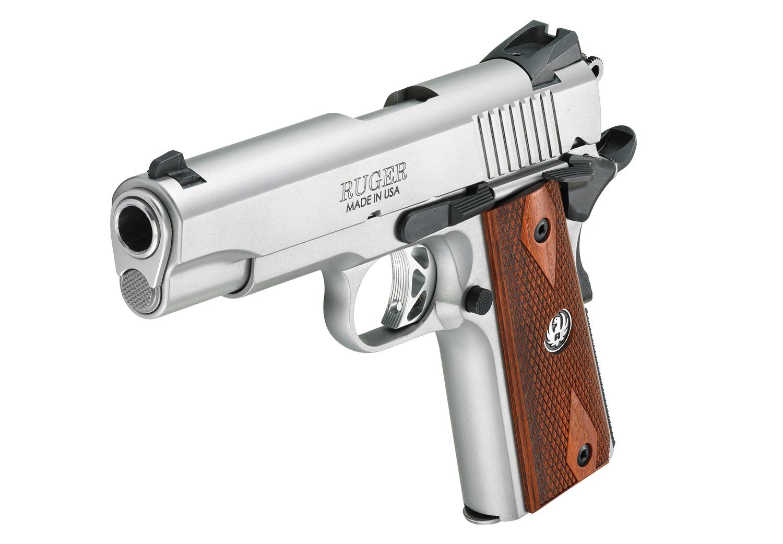Ruger® SR1911® Commander-Style Centerfire Pistol Model 6702