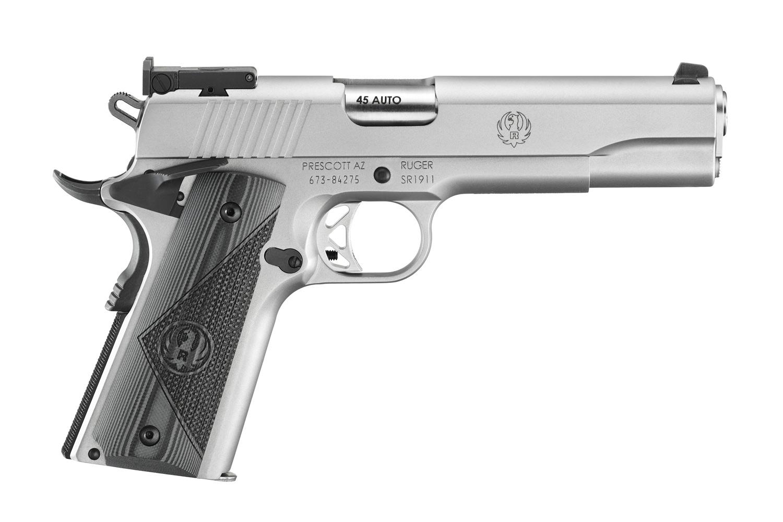 Ruger® SR1911® Target Centerfire Pistol Model 6736