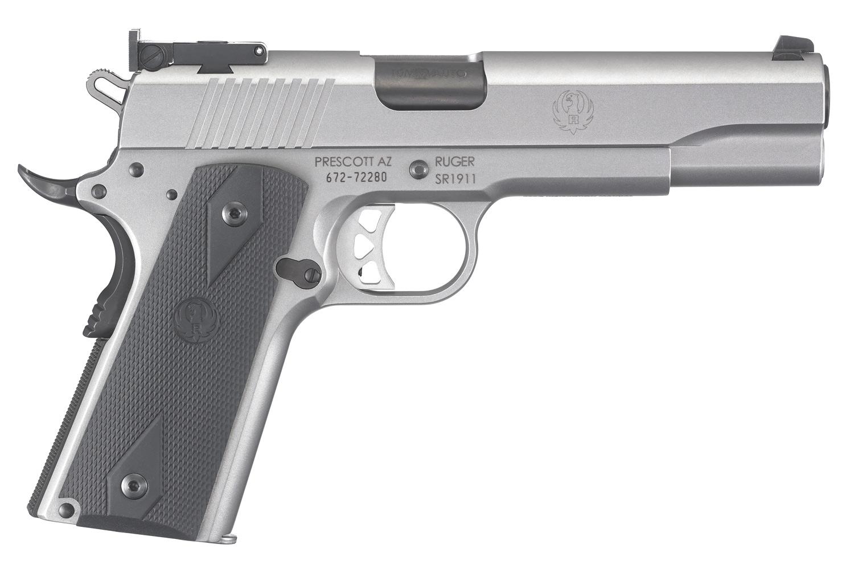Ruger Sr1911 Target Centerfire Pistol Model 6739