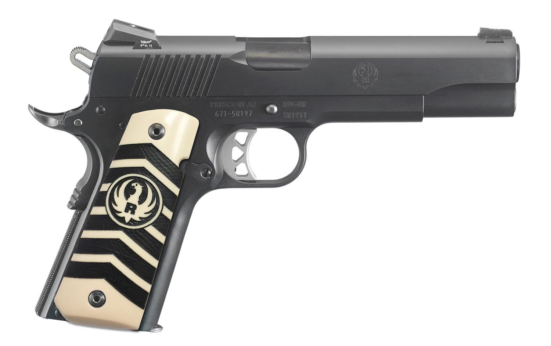 Ruger® SR1911® * Centerfire Pistol Model 6756