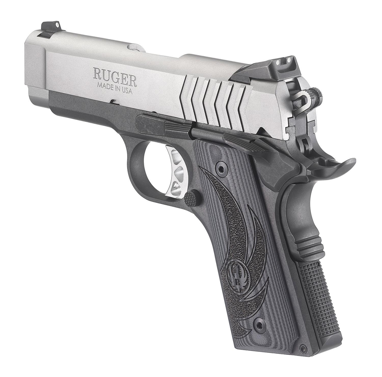 Ruger® SR1911® Officer-Style Centerfire Pistol Model 6758