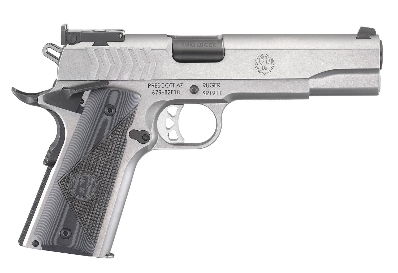 Ruger Sr1911 Target Centerfire Pistol
