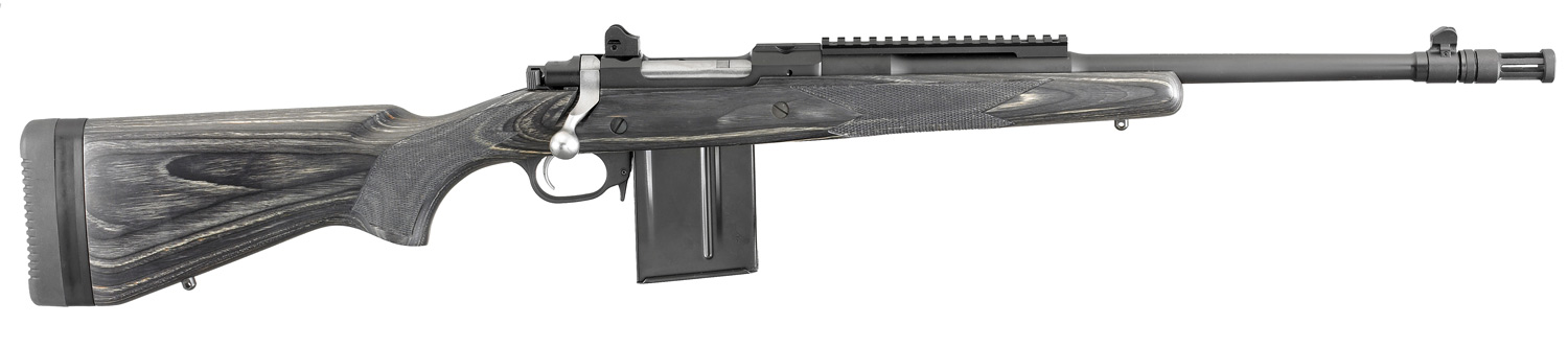 Ruger® Scout Rifle * Bolt-Action Rifle Model 6803