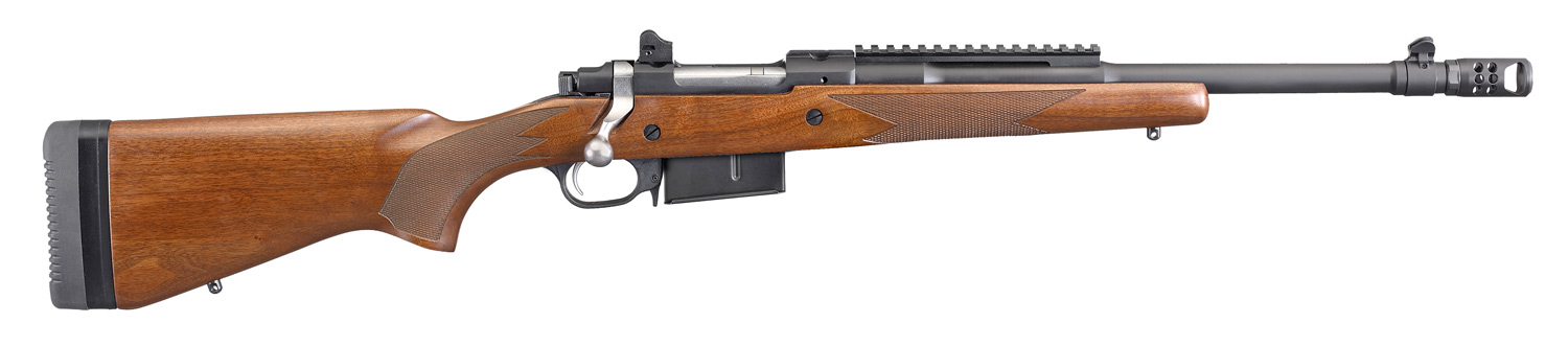 Ruger® Scout Rifle * Bolt-Action Rifle Model 6837