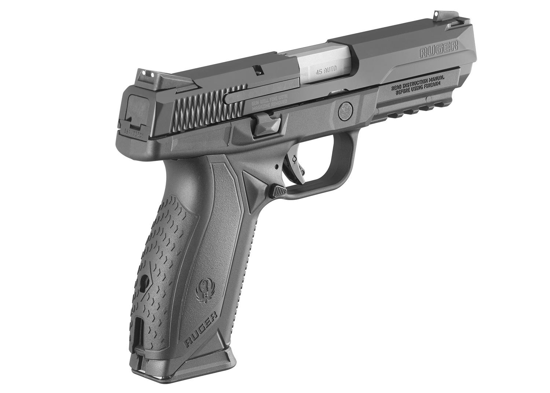 Ruger® Ruger American® Pistol * Centerfire Pistol Model 8615