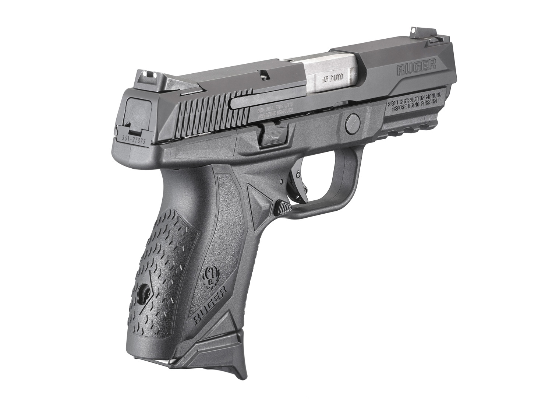 Ruger® Ruger American® Pistol * Centerfire Pistol Model 8645