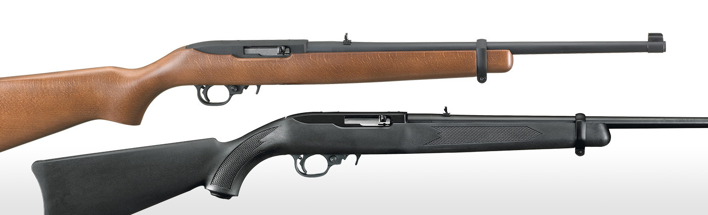 ruger 10 22 carbine autoloading rifle models