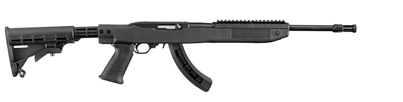 ruger 10 22 tactical autoloading rifle models