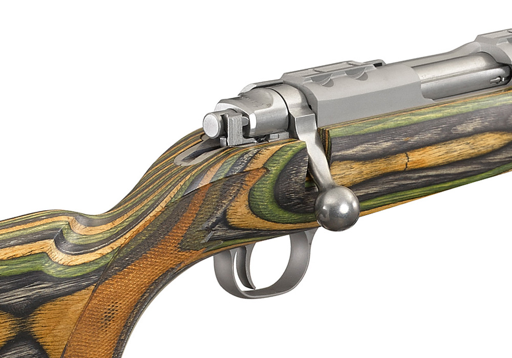 Ruger® 77-Series 77/22® Bolt-Action Rifle Models