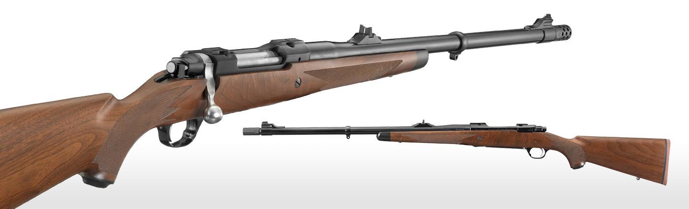 Ruger bolt action hunting rifles
