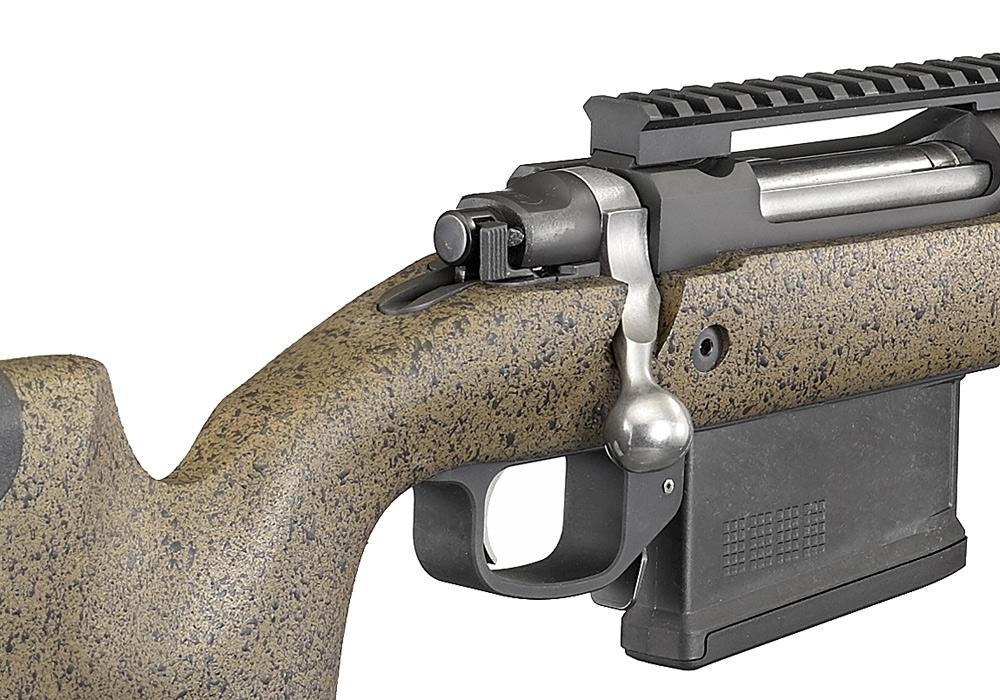 Ruger® Hawkeye® Long-Range Target Bolt-Action Rifle Models