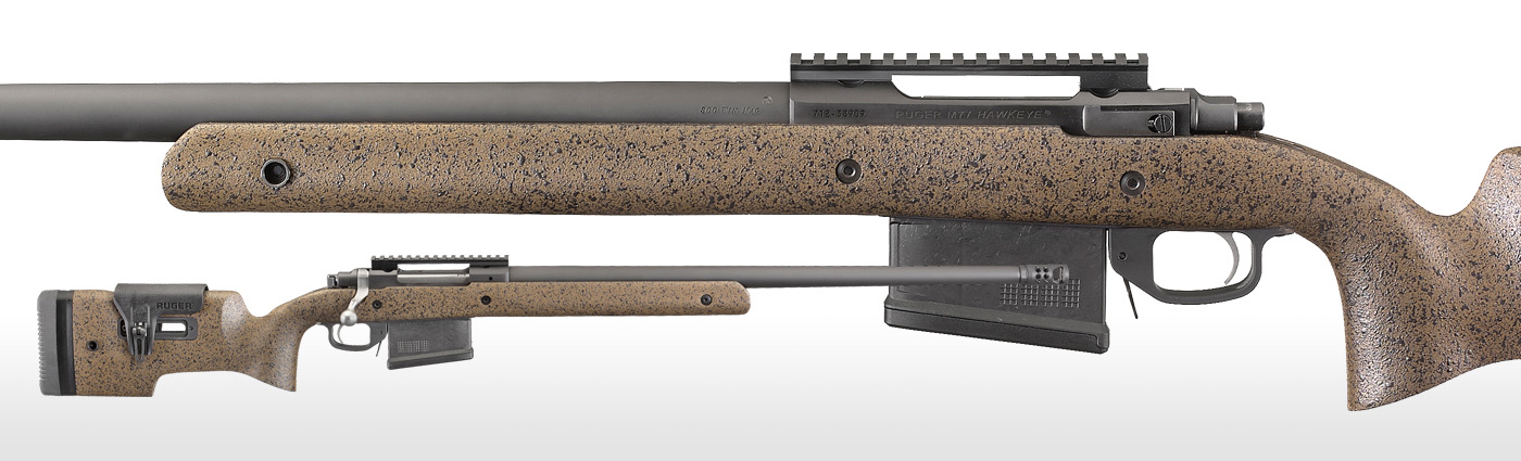 Ruger 174 Hawkeye 174 Long Range Target Bolt Action Rifle Models