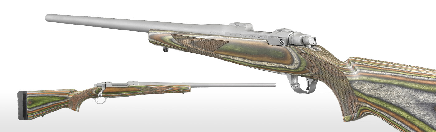 Ruger 174 Hawkeye 174 Predator Bolt Action Rifle Models