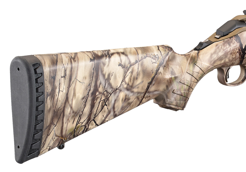 Ruger® Ruger American® Rifle GO WILD® Camo Bolt-Action Rifle Models