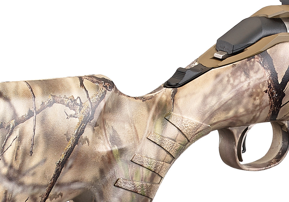 Ruger® Ruger American® Rifle GO WILD® Camo Bolt-Action Rifle