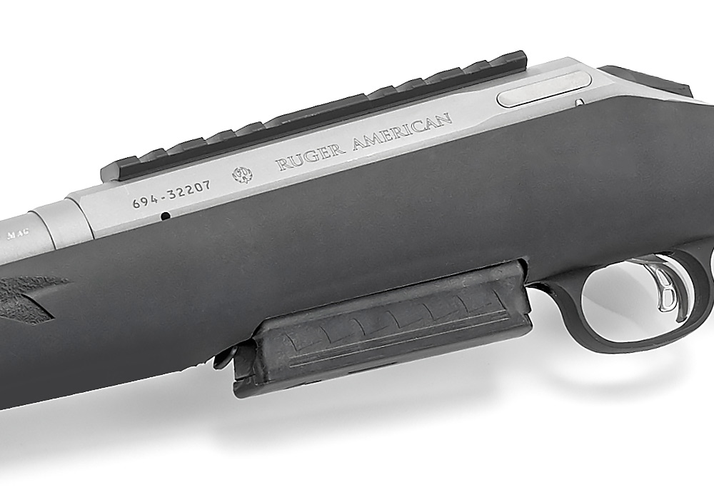 Ruger® Ruger American® Rifle Magnum Bolt-Action Rifle Models