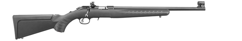 Ruger® Ruger American® Rimfire Compact Bolt-Action Rifle
