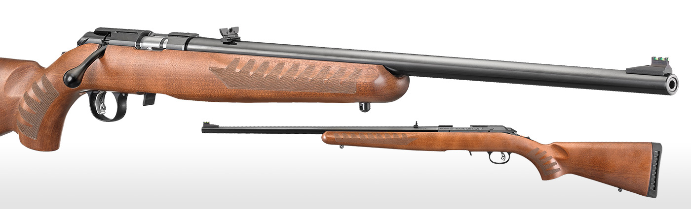 Ruger american rifle stock options