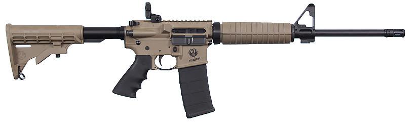 Ruger AR-556 Tüfek