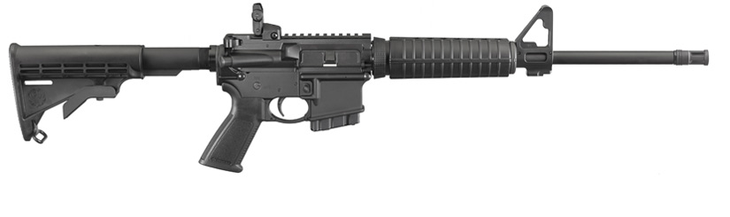 Ruger® AR-556® Standard Autoloading Rifle Models