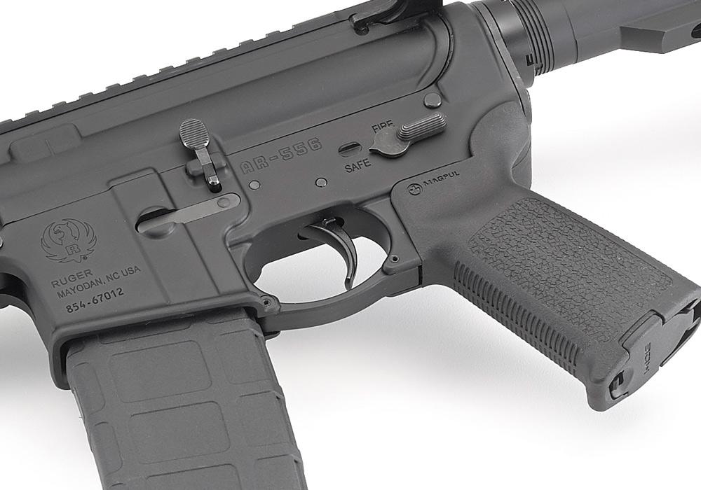 Ruger® AR-556® MPR Autoloading Rifle Models