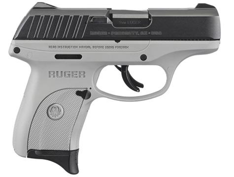 Ruger® EC9s® * Centerfire Pistol Models