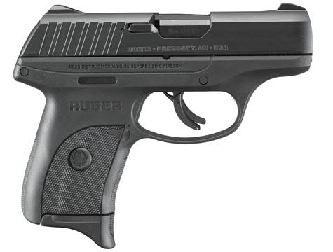 Ruger Ec9s Centerfire Pistol Models