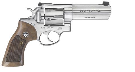 Ruger® GP100® Standard Double-Action Revolver Models