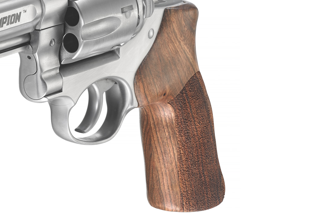 Ruger® GP100® Match Champion® Double-Action Revolver Models