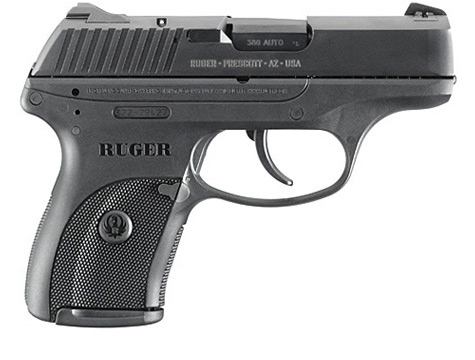Ruger  LC380 Modeli