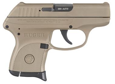 Ruger® LCP® * Centerfire Pistol Models