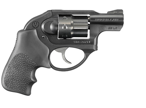 Ruger LCR in .22