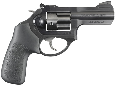 Ruger LCRx with 3-inch barrel