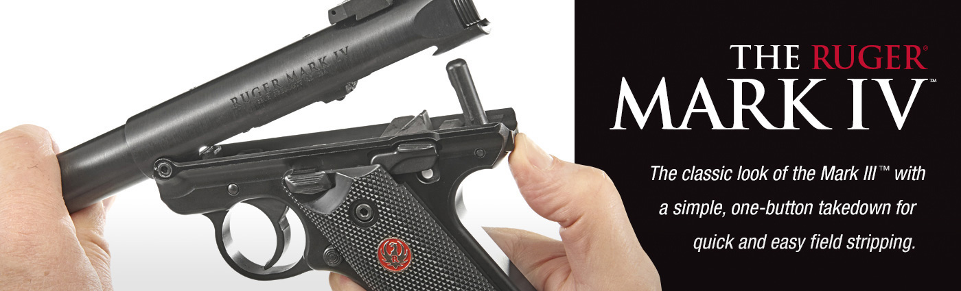 Mark Iv Rimfire Pistols