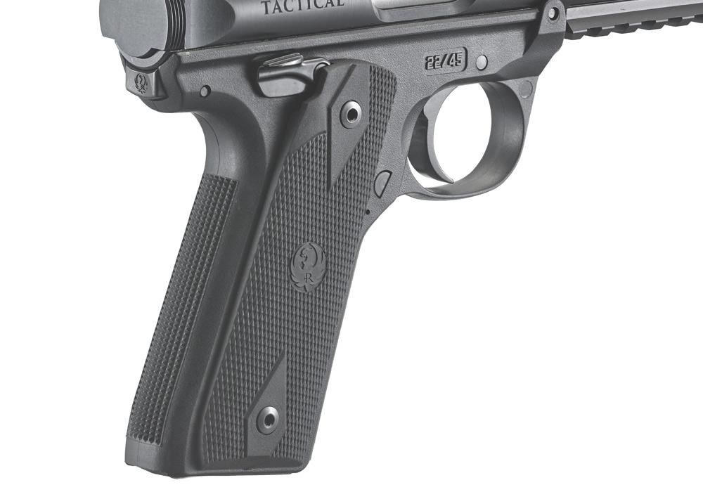 Ruger® Mark IV™ 22/45™ Tactical Rimfire Pistol Models