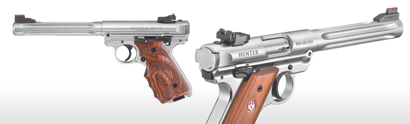 ruger® mark iv™ hunter rimfire pistol modelsRuger Mark Iii 2245 Diagram My Gun Source #20