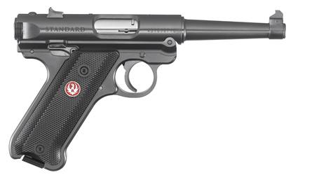 Ruger® Mark IV™ Standard Rimfire Pistol Models