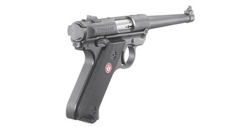 Ruger 174 Mark Iv Standard Rimfire Pistol Model 40105