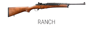 ruger mini 14 autoloading rifles