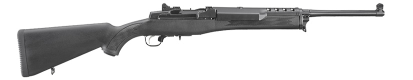 5855 Ruger Mini 14 & Scout